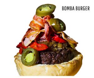 squisito restaurant, hamburger d'asporto, hamburger a domicilio