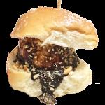 sweetburger, hamburger dolce, dessert, hamburgeria ciriè, sweet, hamburger torino, squisito restaurant, hamburgeria squisito, restaurant
