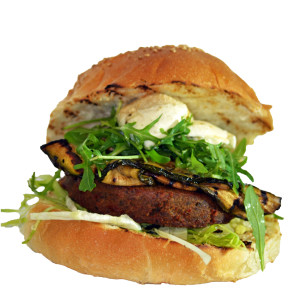 melanza BURGER, MELANZANA, hamburger, veggie burger, squisito restaurant,